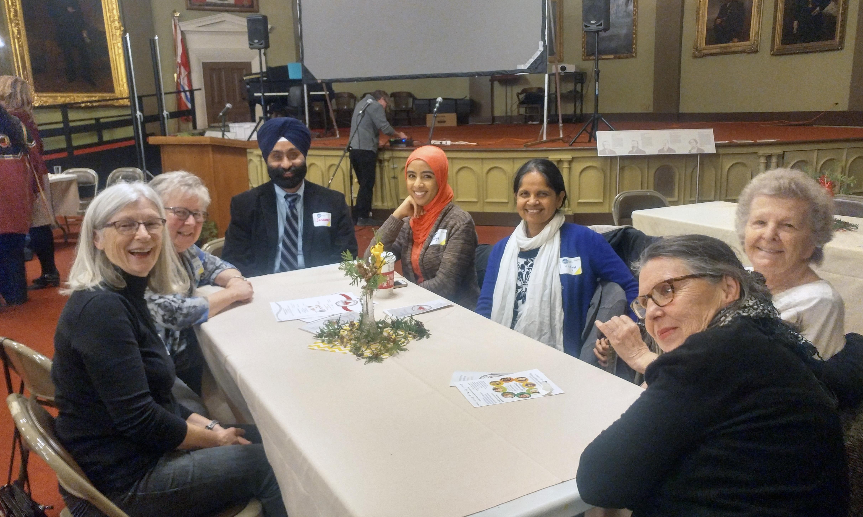 Grant Update: Building Understanding & Vibrant Communities
