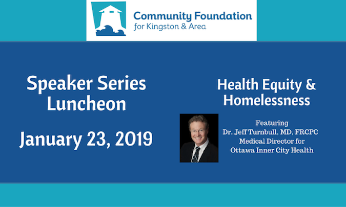 Speaker Series Luncheon January 23, 2019