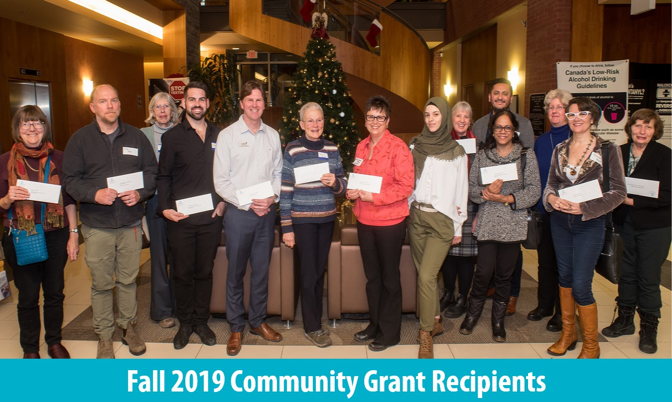 Community Foundation Fall Grants Celebration