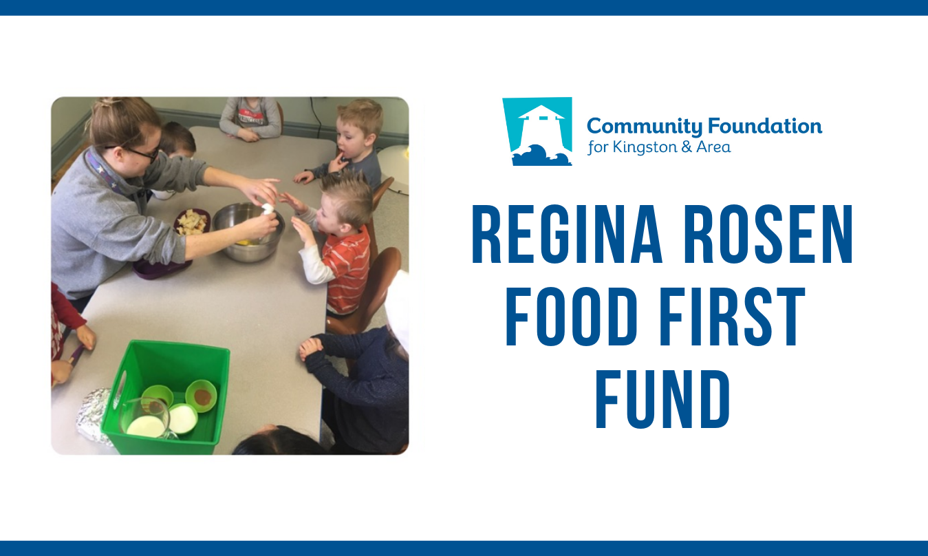 Regina Rosen Food First Fund