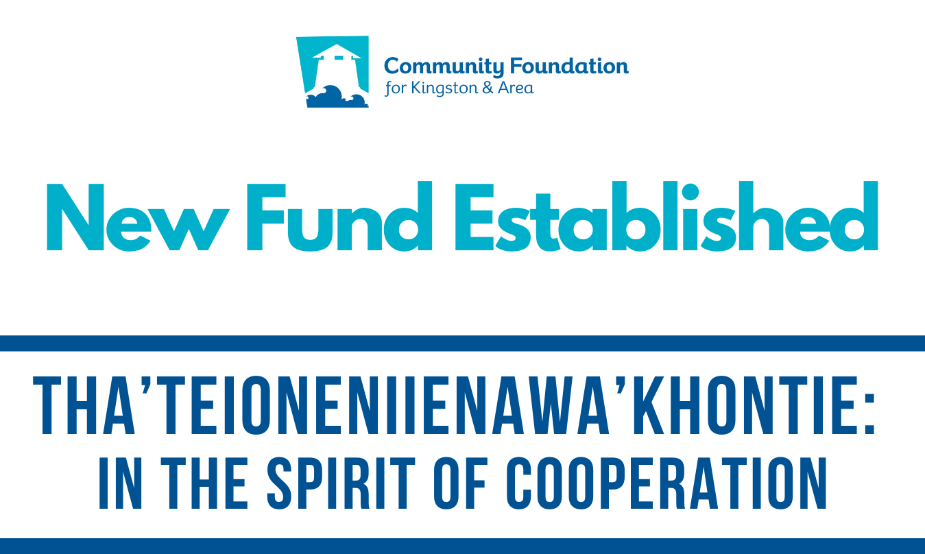 Tha'teioneniienawa'khontie: In the Spirit of Cooperation