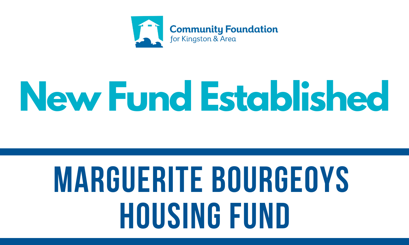 Kingston Couple Create New Fund in honour of Marguerite Bourgeoys