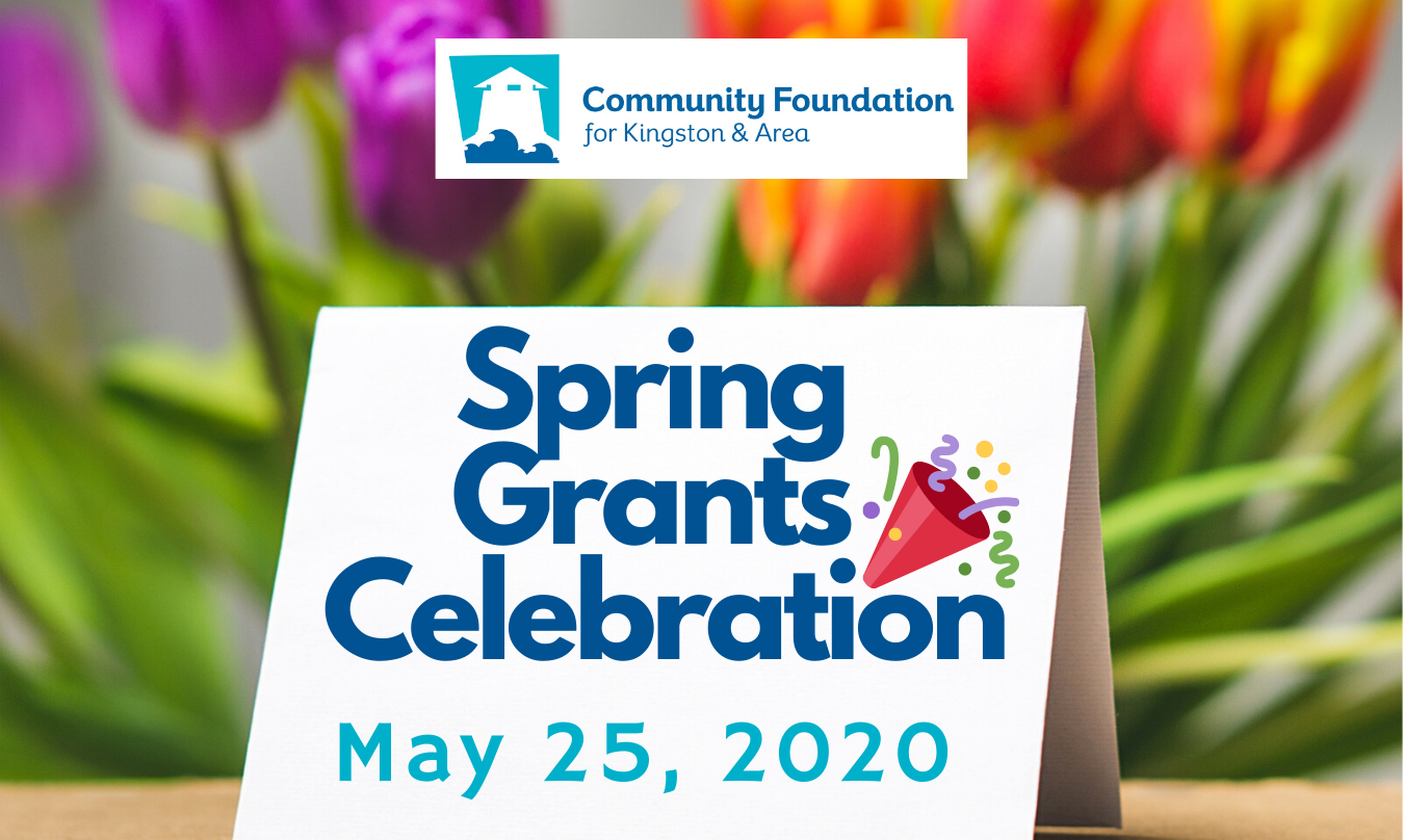Spring 2020 Community Grants Celebration