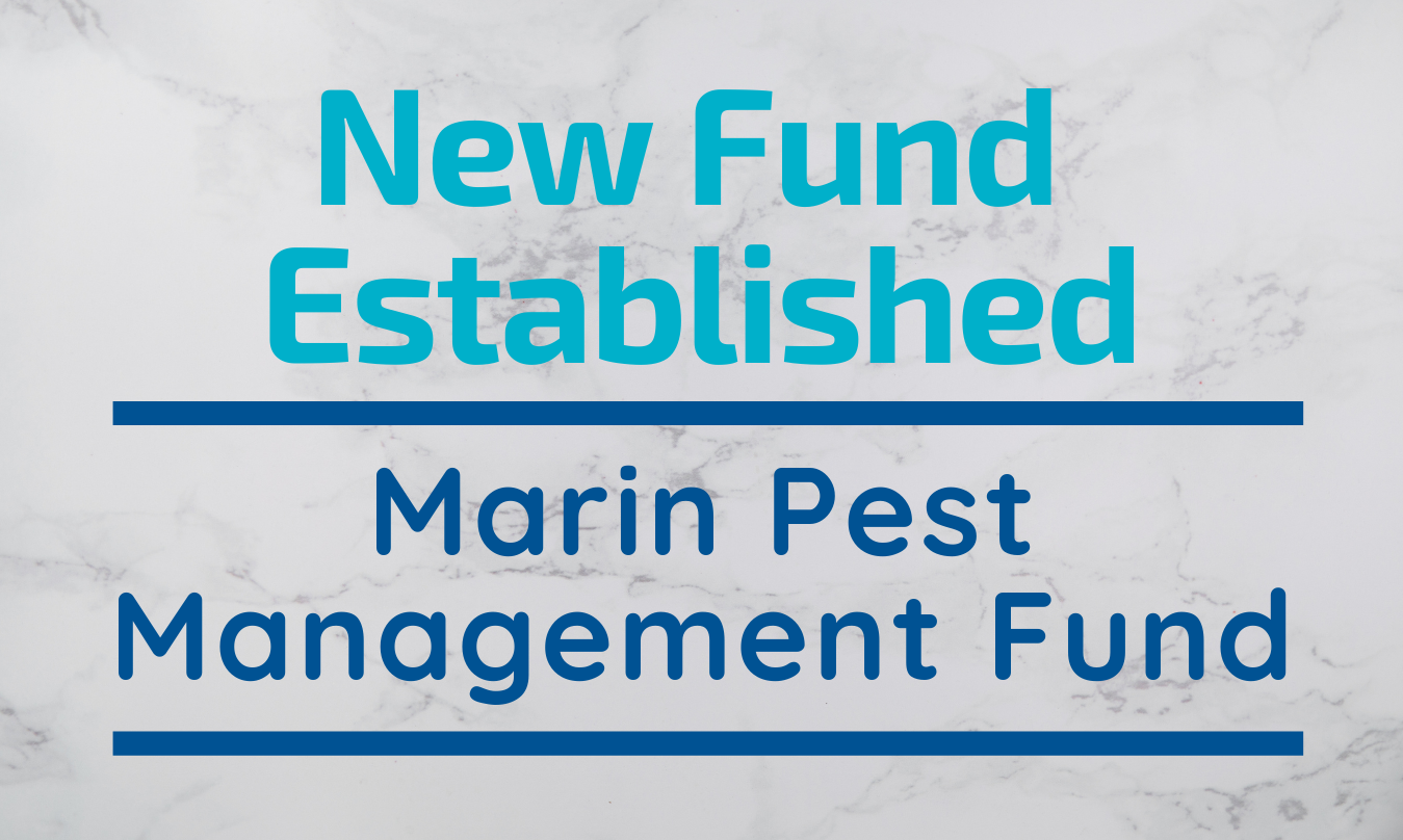 Marin Pest Management Fund