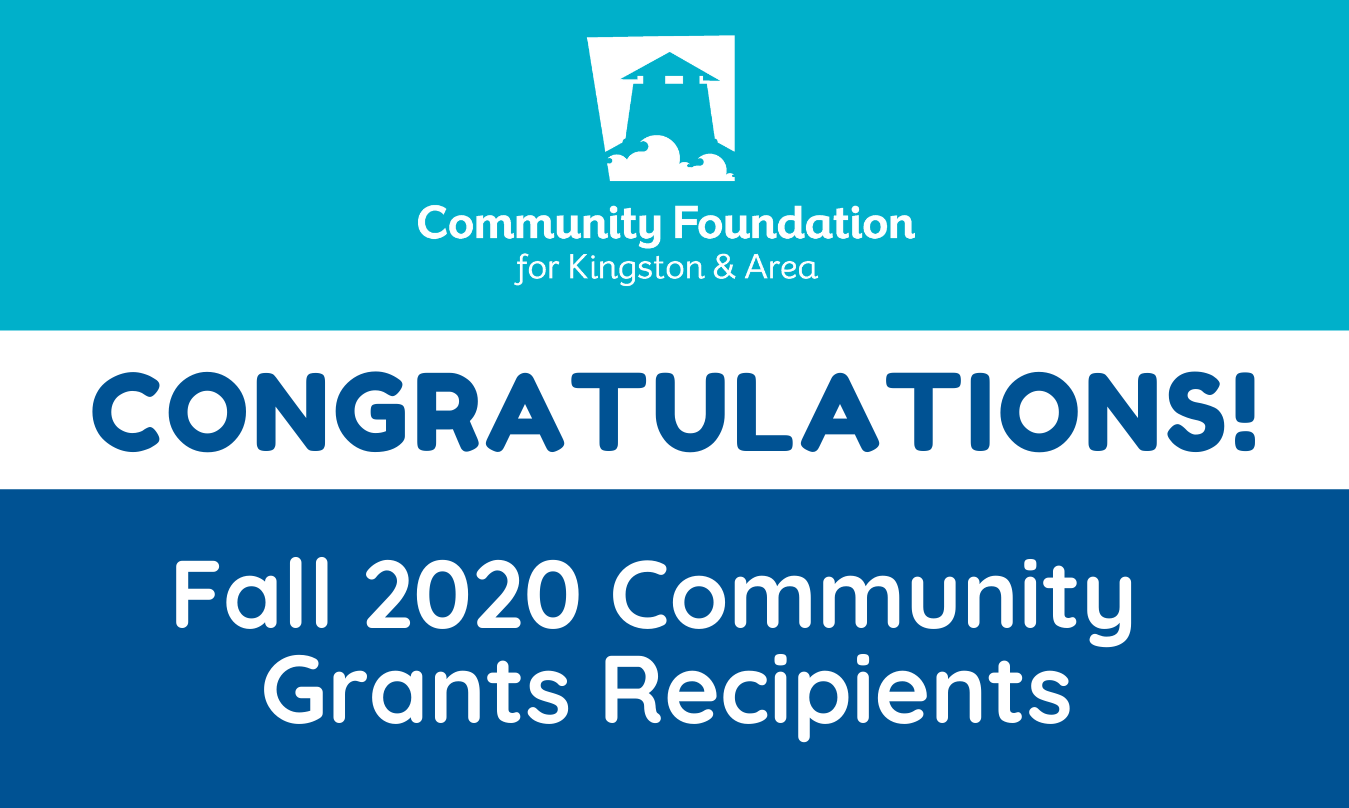 Fall 2020 Community Grants