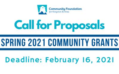 Spring 2021 Community Grants
