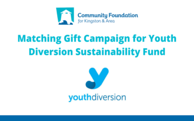 Youth Diversion Matching Campaign