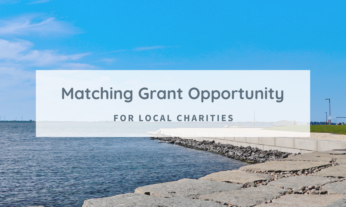 Matching Grant Opportunity for Local Charities