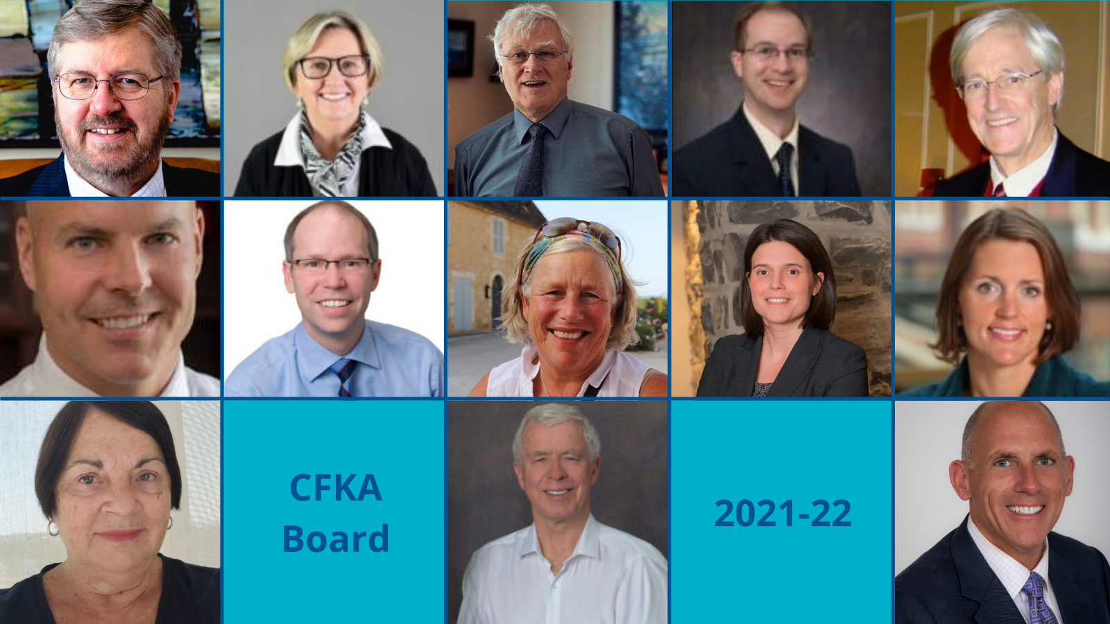 Board Updates 2021