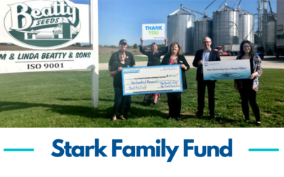 Stark Family Fund Supports Health Care in Prince Edward County